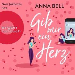 Gib mir ein Herz (Ungekürzt) (MP3-Download) - Bell, Anna