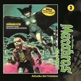 Macabros - Classics, Folge 3: Attacke der Untoten (MP3-Download)