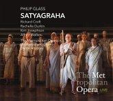 Satyagraha (Oper In 3 Akten) (Ga)