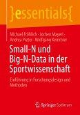 Small-N und Big-N-Data in der Sportwissenschaft