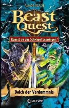 Beast Quest - Dolch der Verdammnis (Restauflage) - Blade, Adam