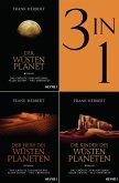 Der Wüstenplanet Band 1-3: Der Wüstenplanet / Der Herr des Wüstenplaneten / Die Kinder des Wüstenplaneten (3in1-Bundle) (eBook, ePUB)