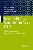 Business Process Management Cases Vol. 2 (eBook, PDF)