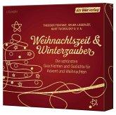 Weihnachtszeit & Winterzauber, 8 Audio-CD