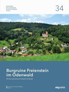 Burgruine Freienstein im Odenwald