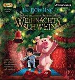 Jacks wundersame Reise mit dem Weihnachtsschwein, 1 MP3-CD