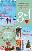 Romantische Weihnachten - very british! Winter in Bloomsbury / Träume sind aus Zimt und Zucker / Winterwunder für die Liebe (3in1-Bundle) (eBook, ePUB)