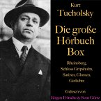 Kurt Tucholsky – Die große Hörbuch Box (MP3-Download)