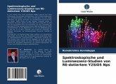 Spektroskopische und Lumineszenz-Studien von RE-dotiertem Y2SiO5 Nps
