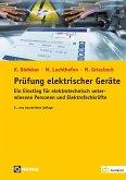 Prüfung elektrischer Geräte