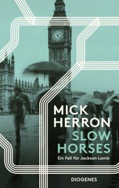 Slow Horses / Jackson Lamb Bd.1 (Mängelexemplar) - Herron, Mick