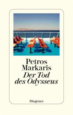 Der Tod des Odysseus (Mängelexemplar) - Markaris, Petros