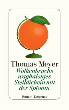 Wolkenbruchs waghalsiges Stelldichein mit der Spionin (Mängelexemplar) - Meyer, Thomas