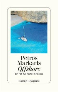 Offshore / Kostas Charitos Bd.12 (Mängelexemplar) - Markaris, Petros