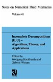 Incomplete Decomposition (ILU) - Algorithms, Theory, and Applications (eBook, PDF)
