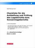 Checkliste 4 für die Aufstellung und Prüfung des Lageberichts bzw. Konzernlageberichts