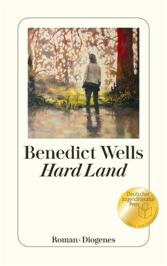 Hard Land (eBook, ePUB) - Wells, Benedict