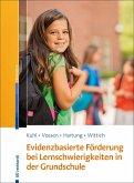 Evidenzbasierte Förderung bei Lernschwierigkeiten in der Grundschule (eBook, ePUB)
