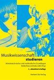 Musikwissenschaft studieren (eBook, ePUB)