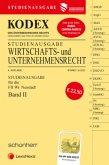 KODEX Wirtschafts- und Unternehmensrecht 2021 Band II - inkl. App