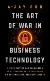 The Art of War In Business Technology