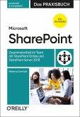 Microsoft SharePoint - Das Praxisbuch für Anwender (eBook, ePUB)