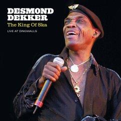 King Of Ska-Live At Dingwalls (2lp) - Dekker,Desmond