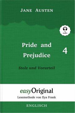 Pride and Prejudice / Stolz und Vorurteil - Teil 4 (mit Audio) (eBook, ePUB) - Austen, Jane