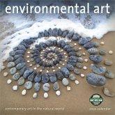 Environmental Art 2022 Wall Calendar: Contemporary Art in the Natural World