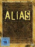 Alias Komplettbox Staffel 1-5