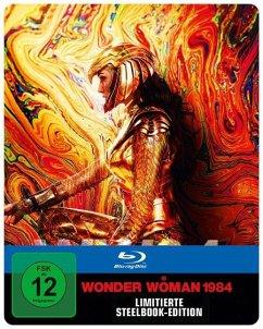 Wonder Woman 1984 Limited Steelbook