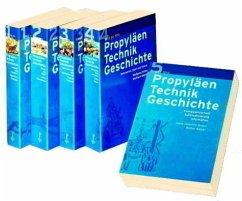 Propyläen Technikgeschichte, in 5 Bdn. (Mängelexemplar)