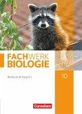 Fachwerk Biologie 10. Jahrgangsstufe - Realschule Bayern - Schülerbuch