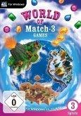 World of Match 3 Games für Windows 11 & 10 (PC)