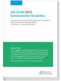 ICD-10-GM 2022 Systematisches Verzeichnis