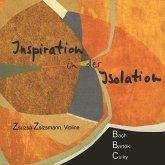 Inspiration In Der Isolation