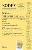 KODEX Sozialversicherung 2021/22, Band I