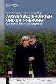 Außenbeziehungen und Erinnerung (eBook, PDF)