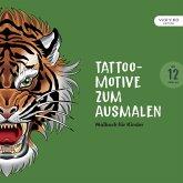 Tattoo-Motive zum Ausmalen