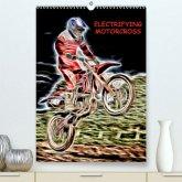 Electrifying Motorcross (Premium, hochwertiger DIN A2 Wandkalender 2022, Kunstdruck in Hochglanz)