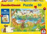 Reise in die Urzeit (Kinderpuzzle)