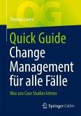 Quick Guide Change Management für alle Fälle