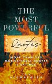 The Most Powerful Quotes (eBook, ePUB)
