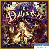 Die Duftapotheke (6). Das Vermächtnis der Villa Evie, MP3-CD