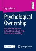 Psychological Ownership (eBook, PDF)