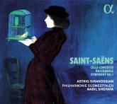 Cello-Konzert 1/Bacchanale/Sinfonie 1