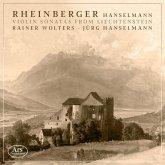Violin Sonatas From Liechtenstein