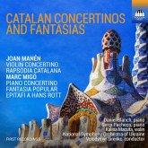 Catalan Concertinos And Fantasías