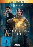 A Discovery of Witches - Staffel 2 DVD-Box
