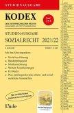 KODEX Studienausgabe Sozialrecht 2021/22
